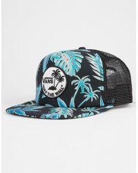 Vans - Surf Patch Mens Trucker Hat - Lyst