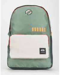 Nixon - Star Wars X Boba Fett Everyday Backpack - Lyst
