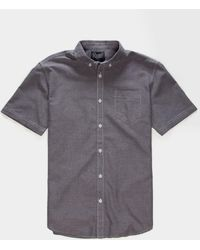 Retrofit - Bert Mens Oxford Shirt - Lyst