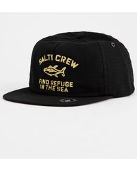 83a95e403d4 Lyst - Salty Crew Casting Mens Bucket Hat in Black for Men