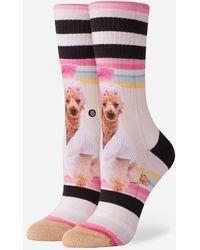 Stance - Call Me Bev Womens Socks - Lyst