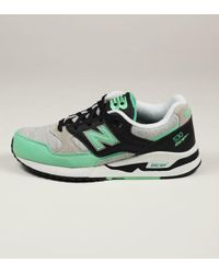 New Balance | W530 Round Toe Synthetic Walking Shoe | Lyst