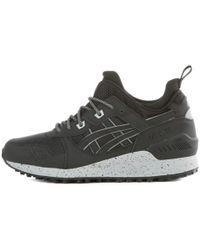 Asics | Gel-lyte Mt Black/black Sneakers | Lyst