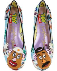 Irregular Choice - Toy Story X Keep 'em Together Flats - Lyst