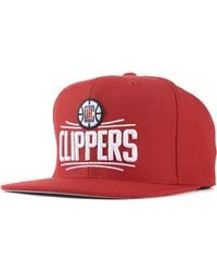 Mitchell & Ness - Los Angeles Clippers Fitted - Lyst