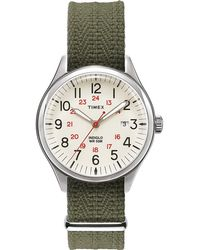 TIMEX ARCHIVE Timex Archive Waterbury Braided Strap Watch