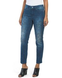 Tj Maxx - Alina Convertible Ankle Jeans - Lyst