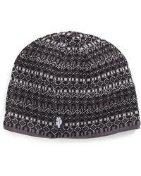 Tj Maxx - Merino Wool Blend Knit Hat - Lyst