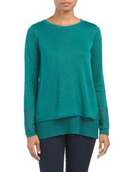 Tj Maxx | Double Layer Sweater | Lyst