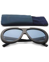 9cac5be8ed485 Tj Maxx - Inferno Aviator Designer Sunglasses - Lyst