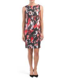 Tj Maxx - Splatter Print Dress - Lyst