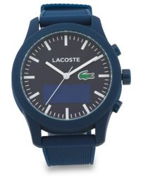 Tj Maxx - Hybrid 12.12 Silicone Strap Watch - Lyst