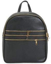 Tj Maxx - Made In Italy Leather Backpack - Lyst