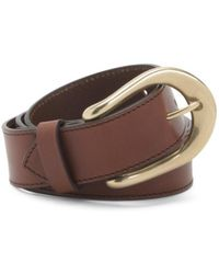 Tj Maxx - Made In Italy Leather Roper Belt - Lyst