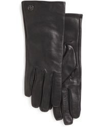 Tj Maxx - Leather Gloves With Cashmere Lining - Lyst