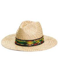 Tj Maxx - Made In Italy Indiana Jones Straw Hat - Lyst