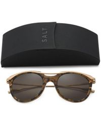 b843a4cc2fb Lyst - Tj Maxx Made In Luxembourg Luxury Sunglasses With Case for Men