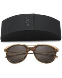 cf7865ccd2b00 Lyst - Tj Maxx Made In Luxembourg Luxury Sunglasses With Case for Men