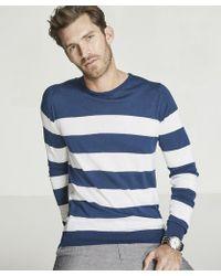 John Smedley | John Smedley Raydon Stripe Sweater | Lyst
