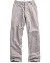 E. Tautz - Core Field Trousers In Stone - Lyst