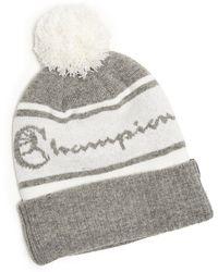 423a3fd69 Lyst - KTZ Washington Redskins Christmas Sweater Pom Knit Hat in ...
