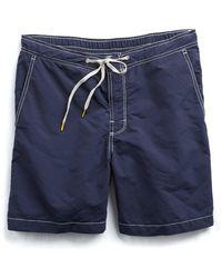 Hartford - Kuta + Pochette Swimwear In Navy - Lyst