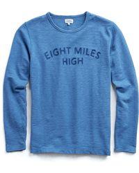 Hartford - Light Crew Eight Knitted Sweatshirt - Lyst