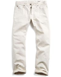 Todd Snyder - Made In L.a Selvedge Birch Rinse Jean - Lyst
