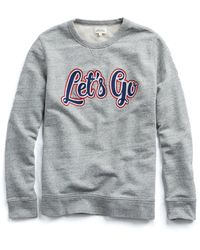 Hartford - Sweat Lets Go Knitted Sweatshirt - Lyst
