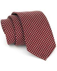 Todd Snyder - Maroon Pattern Tie - Lyst