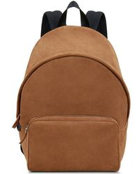 Tod's - Suede Backpack - Lyst
