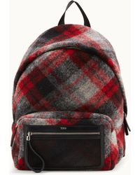 Tod's - Backpack Medium - Lyst