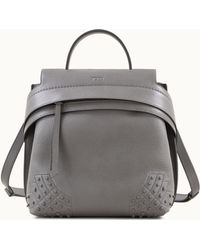 Tod's - Wave Backpack Small - Lyst