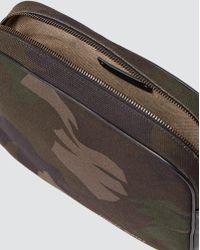 Tomas Maier - Camo Palm Tech Bag - Lyst