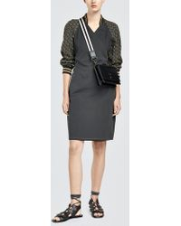 Tomas Maier - Sporty Poplin Dress - Lyst