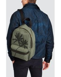 Tomas Maier   Nylon Palm Backpack   Lyst