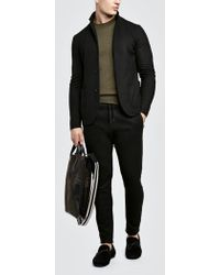 Tomas Maier - Felted Wool Sweatpant - Lyst
