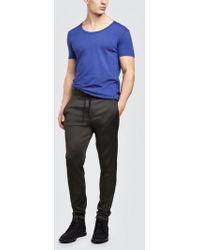 Tomas Maier - Scoop Neck T-shirt - Lyst