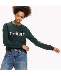 Tommy Hilfiger - Comfort Fit Logo Sweatshirt - Lyst