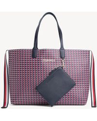 Tommy Hilfiger - Tommy Icon Monogram Tote Bag - Lyst