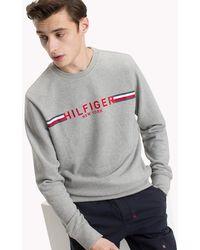 Tommy Hilfiger - Iconic Tommy Sweatshirt - Lyst