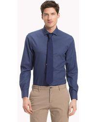 Tommy Hilfiger - Easy Iron Slim Fit Shirt - Lyst