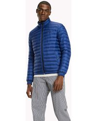 Tommy Hilfiger - Packable Down Bomber - Lyst