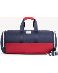 31188f2af25 Tommy Hilfiger Denim Duffle Bag in Blue for Men - Lyst