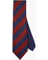 Tommy Hilfiger - Reversible Wool Tie - Lyst