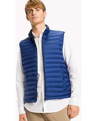 Tommy Hilfiger - Packable Quilted Gilet - Lyst
