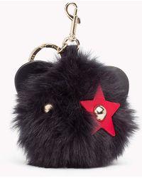 Tommy Hilfiger - Mascot Furball Keyring - Lyst