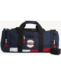 Tommy Hilfiger - Heritage Colour-blocked Duffle Bag - Lyst