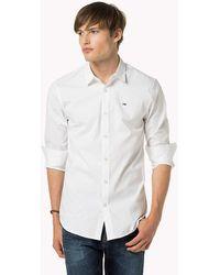 Tommy Hilfiger - Original Cotton Stretch Shirt - Lyst