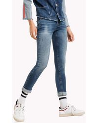 Tommy Hilfiger - Skinny Fit Jeans - Lyst